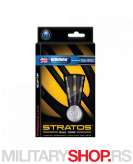 Stratos Dual Core Soft pikado strelice