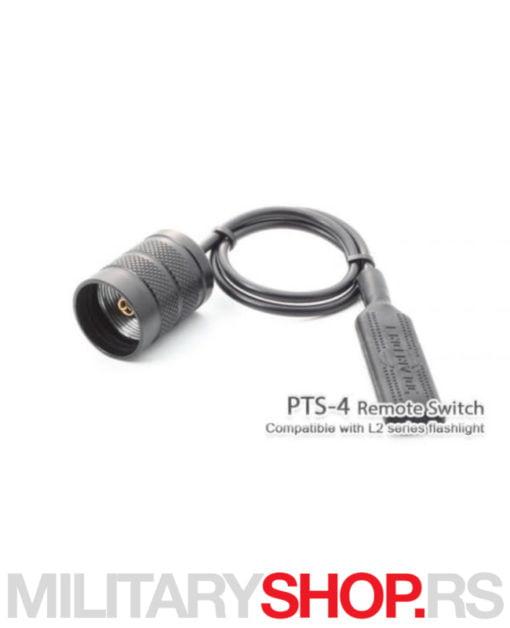 Taktički mikroprekidač za lampu Solarforce L2
