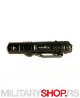 Džepna lampa dometa 130m TrustFire L2