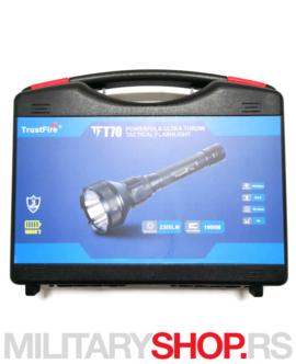 Lovačka lampa TrustFire T70