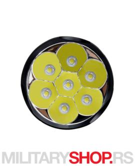 Led lampa 8000 lumena TrustFire TR-J18