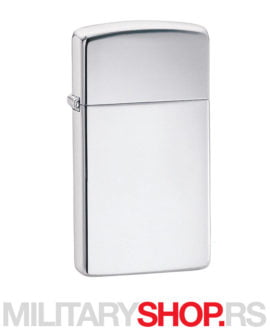 Upaljač Zippo High Polish Chrome Slim®