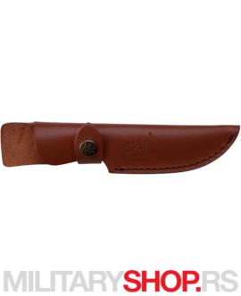 Lovački nož sa kožnom futrolom ER-200-01WD