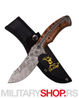 Nož od damaskus čelika Elk Ridge