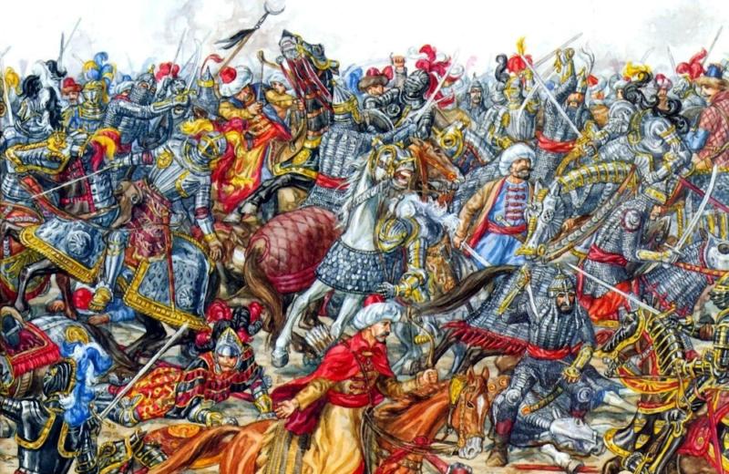 Srpsko- turske bitke pre Kosovskog boja I