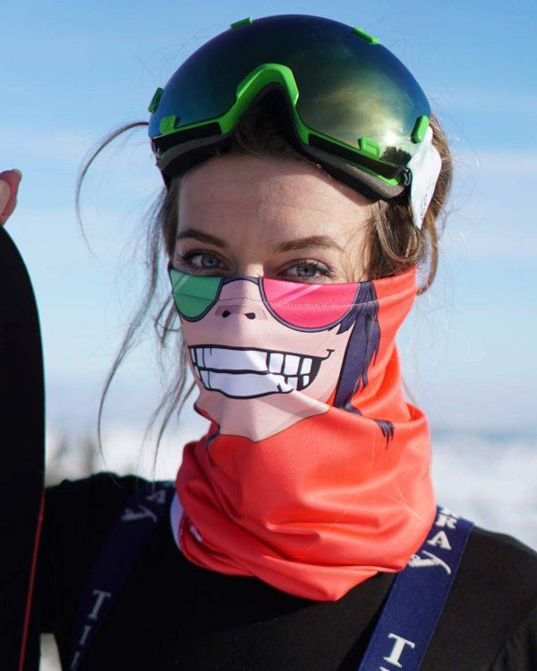 Bandana za skijanje Superfaca Noodle