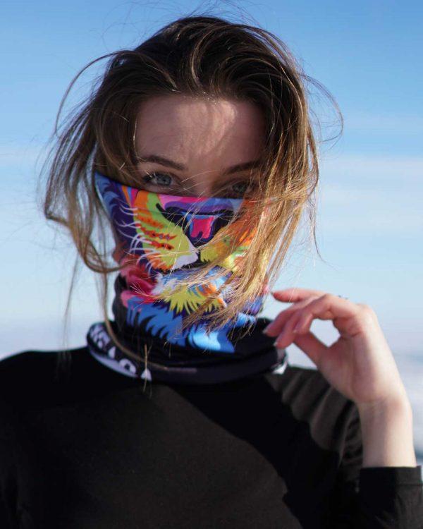 Superfaca skijaška bandana Lav