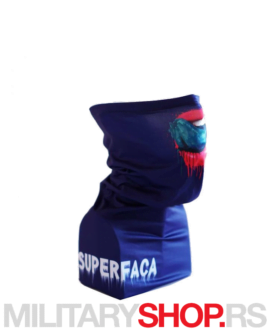 Ski bandana Superfaca Golden Tooth