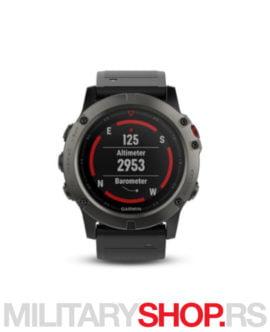 Sportski sat sa GPS om Garmin Fenix 5x Sapphire crni