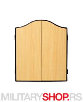 Drveni kabinet za pikado Winmau