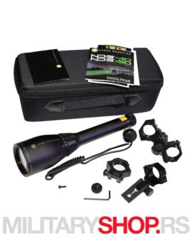 Lovačka lampa laser Genetic ND3x50