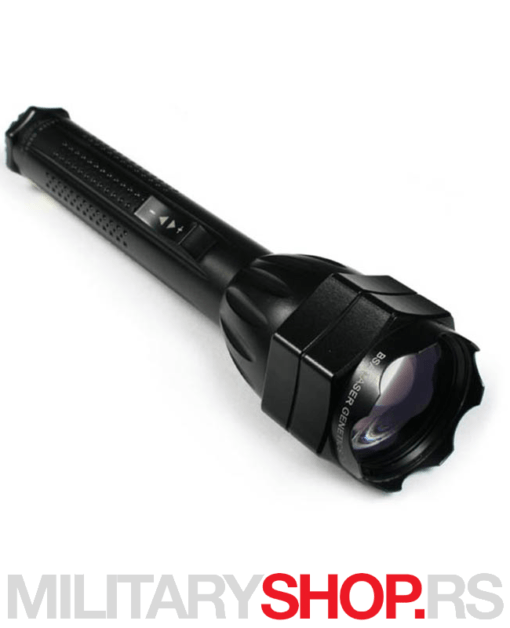 Taktička lampa laser Genetic ND5