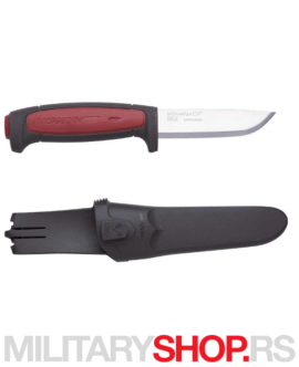 Kamperski fiksni nož Mora Pro C