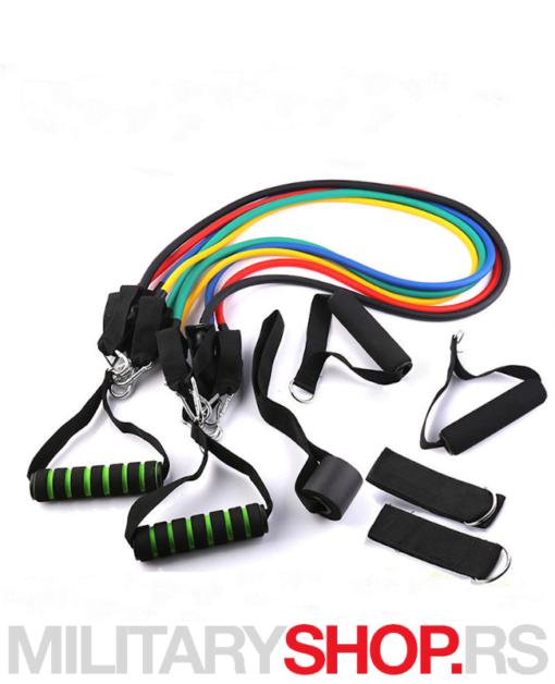 Set guma za vežbanje Ring CE1605