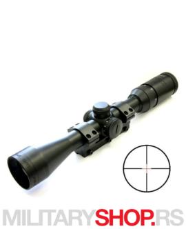 Nišan Gamo 3-9×50 IR Wide Reticle
