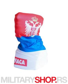 Superfaca bandana dvoglavi orao Verni Srbiji
