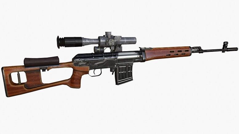 Snajperska puška Dragunov