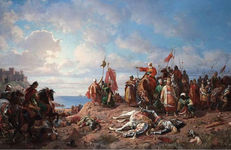Srpsko-turske bitke pre Kosovskog boja II