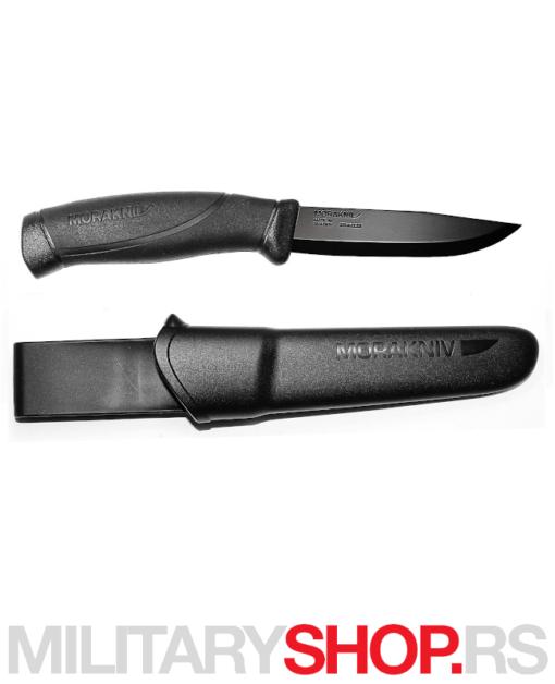 Mora Companion taktički nož crna oštrica