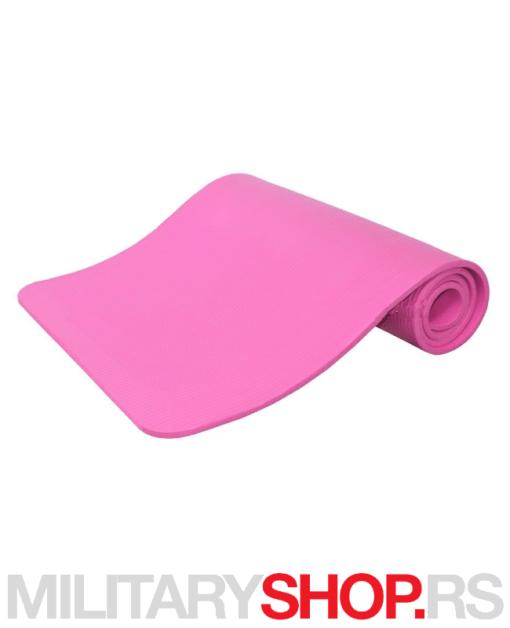 Podloga za vežbanje Ring strunjača pink