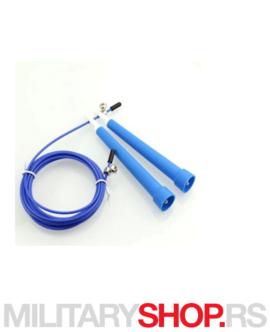 Vijača za krosfit plava Ring RX JR7001