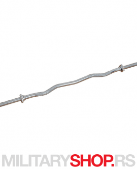 Šipka za livene tegove kriva Ring