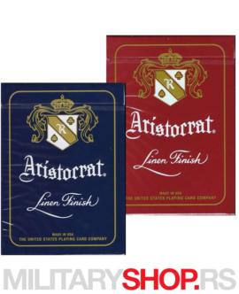 Karte za igranje Aristocrat Vintage
