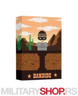 Društvena igra sa kartama Bandido