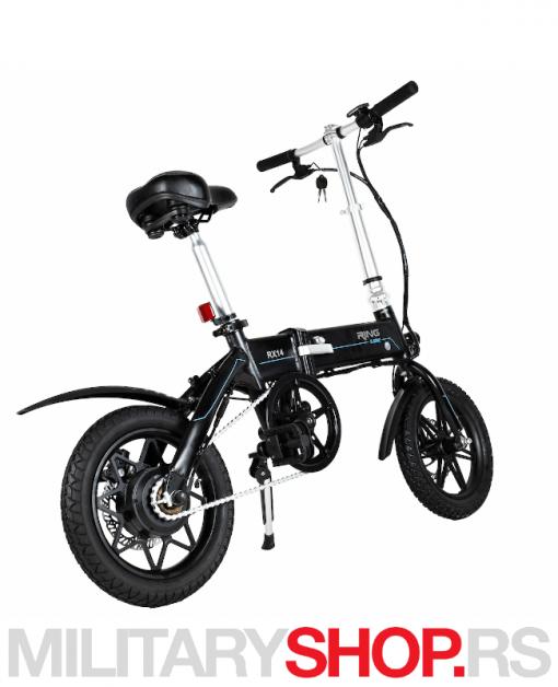 Električni bicikl sklopivi Ring RX14