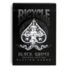 Karte crne boje Bicycle Black Ghost