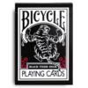 Karte crne boje Bicycle Black Tiger