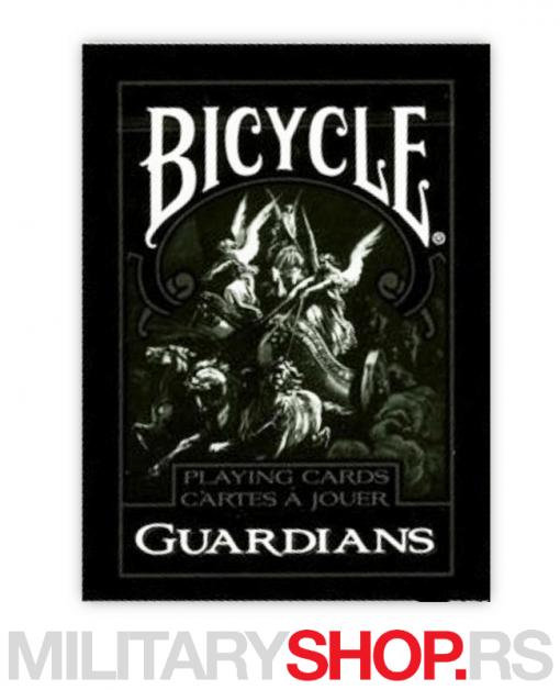 Špil karata za igranje Bicycle Guardians