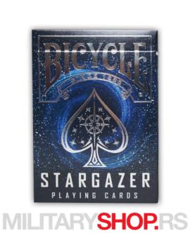 Karte za igranje Bicycle Stargazer