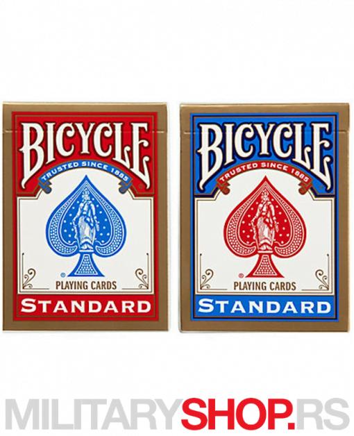 Karte za igranje standardne Bicycle