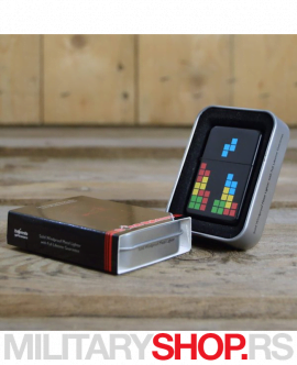 Crni upaljač tetris Bomb Lighters