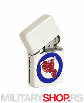 Retro upaljač Vespa Bomb Lighters
