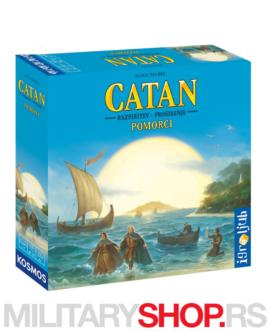 Catan društvena igra Pomorci deo