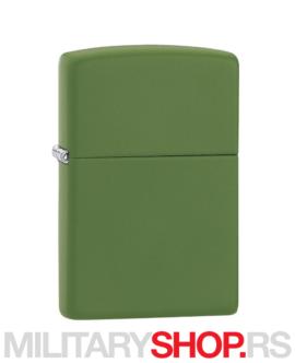 Zippo upaljač zeleni Classic Moss