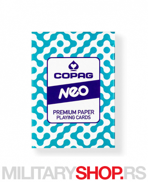 Špil karata Copag Neo Candy Maze