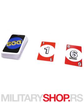 DOS karte za igranje
