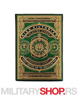Karte za igranje High Victorian