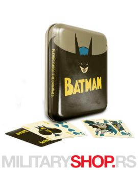 Špil karata za igranje Betmen