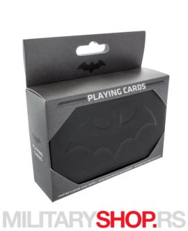 Karte za igranje Betmen Crne