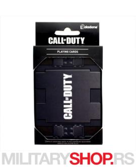 Karte za igranje Call Of Duty