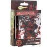Špil karata za igranje Deadpool
