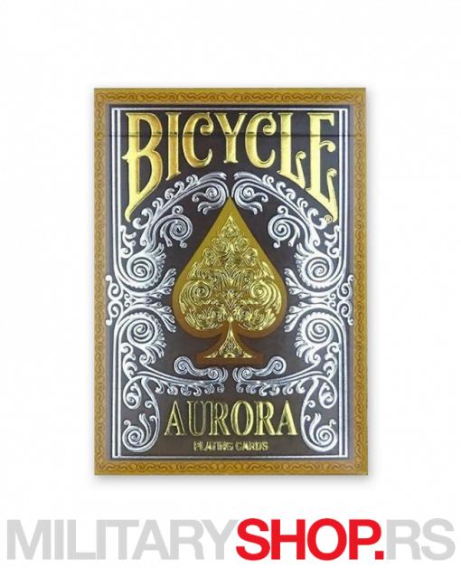 Karte za igranje Bicycle Aurora