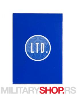 Karte za igranje LTD Blue Deck