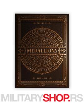 Karte za igranje Medallions