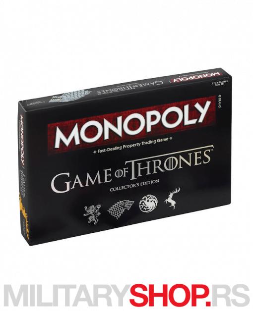Monopol igra prestola igra na engleskom