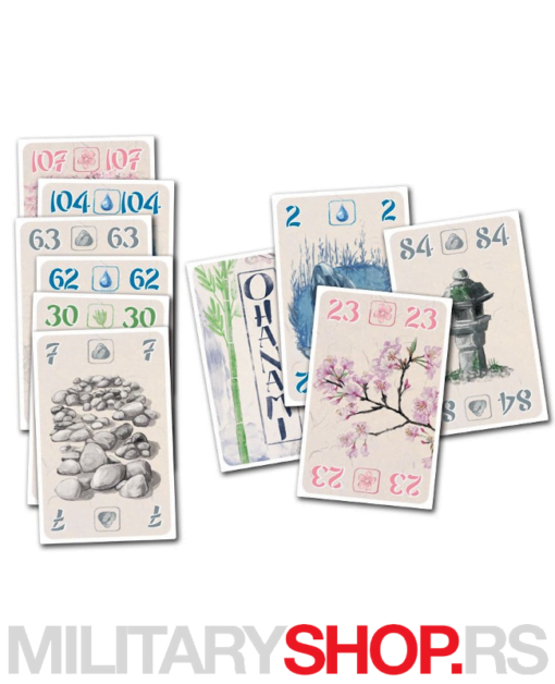 Društvena igra Japanski vrt Ohanami